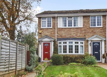 Thumbnail 3 bed semi-detached house to rent in Four Wents, Cobham