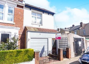 Thumbnail 3 bedroom end terrace house for sale in Beresford Road, Portsmouth