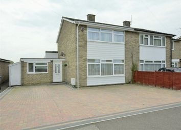 Thumbnail 5 bed semi-detached house for sale in Eynesbury, St Neots, Cambridgeshire