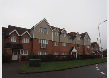 Thumbnail 2 bedroom flat for sale in Engineers Court, Whitley Wood Lane, Whitley, Berkshire