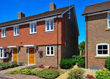 Thumbnail 3 bedroom end terrace house for sale in Maxted Close, Tonbridge, Kent