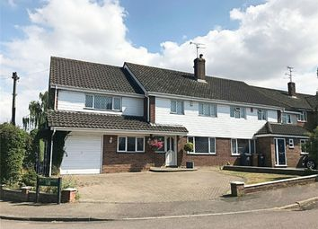 Thumbnail 4 bed semi-detached house for sale in Butter Sweet Rise, Sawbridgeworth, Hertfordshire