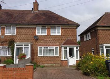 Thumbnail 3 bed end terrace house for sale in Kelymead Road, Stechford, Birmingham