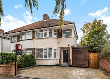 Thumbnail 3 bed semi-detached house for sale in Harlington Road, Bexleyheath
