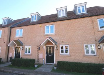 Thumbnail 3 bedroom terraced house for sale in Ox Meadow, Bottisham