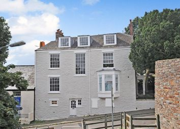 Thumbnail 1 bed flat for sale in Lower Fore Street, Saltash