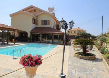 Thumbnail 4 bed villa for sale in Pareklisia, Parekklisia, Limassol, Cyprus