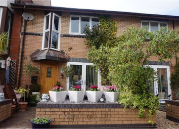 Thumbnail 3 bed terraced house for sale in Plas Taliesin, Penarth
