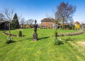 Thumbnail 4 bed detached house for sale in Newington House, Eastcott, Devizes