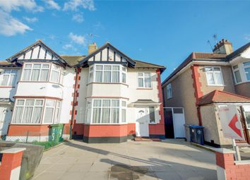 Thumbnail 3 bedroom semi-detached house for sale in Cranleigh Gardens, Kenton, Harrow, Middx