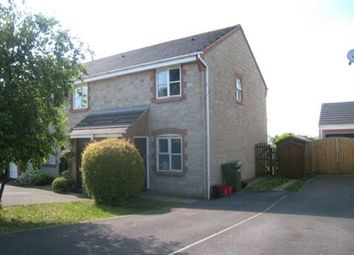 Thumbnail 2 bedroom terraced house to rent in Serel Drive, Wells, Wells
