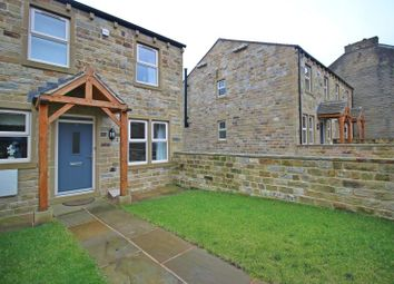 Thumbnail 4 bed town house to rent in St Georges Road, Scholes, Huddersfield