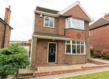 Thumbnail 3 bed detached house to rent in Kirkby Road, Sutton-In-Ashfield