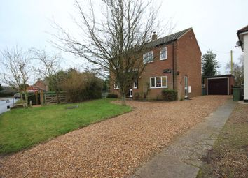 Thumbnail 4 bedroom detached house to rent in The Street, Ringland, Norwich
