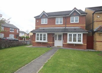Thumbnail 4 bed property for sale in Lentworth Drive, Walkden, Worsley