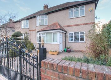 Thumbnail 3 bed semi-detached house for sale in Prince Of Wales Avenue, Flint