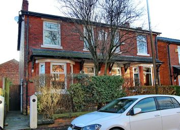 Thumbnail 3 bed semi-detached house for sale in Kingswood Road, Prestwich, Manchester