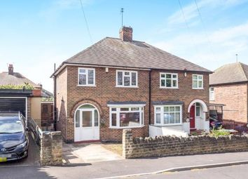 Thumbnail 3 bed semi-detached house for sale in Dakeyne Street, Nottingham, Nottinghamshire