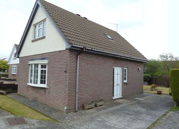 Thumbnail 3 bedroom detached house for sale in Senni Close, Barry