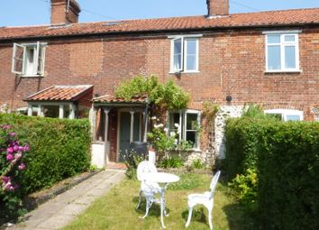 Thumbnail 2 bed cottage for sale in Mill Cottages, Mill Road, Stoke Holy Cross