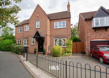 4 bed detached house for sale in Spindle Lane, Dickens Heath, Solihull B90