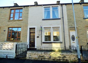 Thumbnail 2 bed terraced house for sale in Spenser Street, Padiham, Lancashire