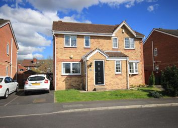 Thumbnail 3 bed semi-detached house for sale in Bishopgarth Close, Bentley, Doncaster