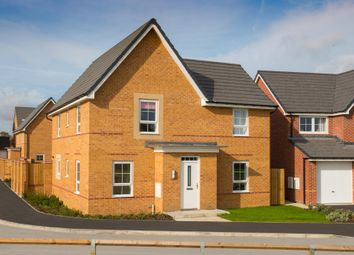 "Thumbnail 4 bed detached house for sale in ""Lincoln"" at Park Hall Road, Mansfield Woodhouse, Mansfield"