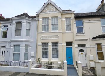 Thumbnail 3 bed terraced house for sale in Neath Road, Plymouth