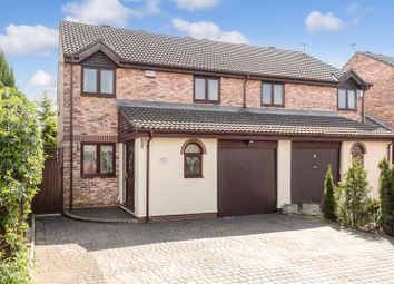 Thumbnail 3 bedroom semi-detached house for sale in Thurnham Way, Tadworth