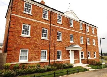 Thumbnail 1 bedroom flat for sale in Long Roses Way, Birstall, Leicester, Leicestershire