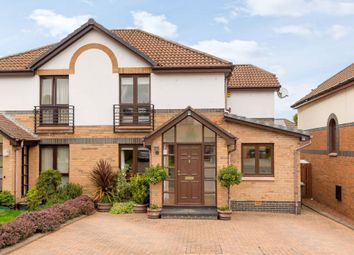 Thumbnail 3 bedroom semi-detached house for sale in 36 Stoneyflatts Park, South Queensferry