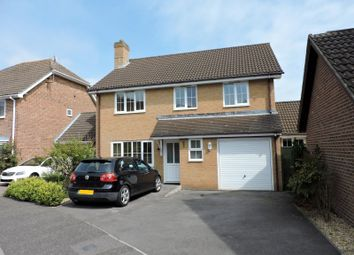 Thumbnail 4 bed detached house to rent in Merecroft, Titchfield, Fareham