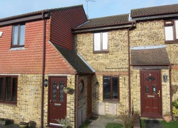 Thumbnail 2 bed terraced house to rent in Parthia Close, Tadworth