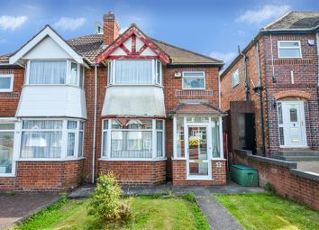 Thumbnail 3 bedroom semi-detached house for sale in Farren Road, Northfield, Birmingham