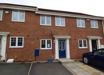 Thumbnail 2 bed terraced house to rent in Elvaston Crescent, Kenton, Newcastle