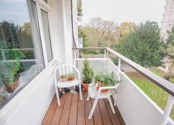 Thumbnail 2 bedroom flat for sale in Longmoor Point, Norley Vale, London