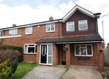 Thumbnail 4 bed semi-detached house to rent in Reeve Road, Holyport, Maidenhead