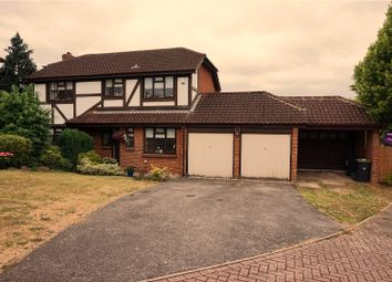 Thumbnail 4 bed detached house for sale in Willow Road, Larkfield