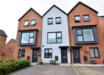 Thumbnail 3 bed terraced house for sale in Lon Y Rheilffordd, Barry
