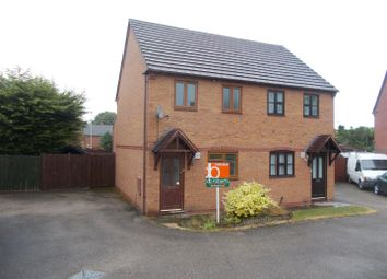 Thumbnail 2 bed property for sale in High Cross Avenue, Cross Houses, Shrewsbury