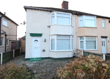Thumbnail 2 bed semi-detached house to rent in Lawton Avenue, Bootle