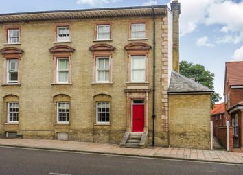 Thumbnail 2 bedroom flat for sale in St. Michaels Close, Northgate Street, Bury St. Edmunds