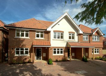 Thumbnail 4 bed town house for sale in Acorn Grove, Old School Place, Woking