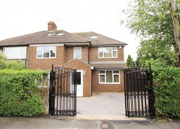 Thumbnail 5 bed semi-detached house for sale in Moorland Road, Pudsey