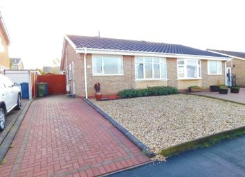 Thumbnail 2 bed semi-detached bungalow for sale in Greylarch Lane, Wildwood, Stafford