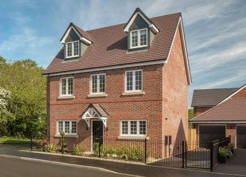 """Thumbnail 4 bedroom detached house for sale in """"The Oatvale- Sale & Leaseback"""" at Red Lane, Burton Green, Kenilworth"""