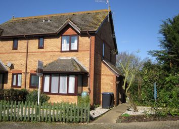 Thumbnail 1 bedroom terraced house to rent in John Amner Close, Ely