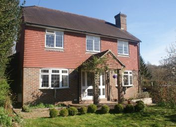 Thumbnail 4 bed detached house to rent in Coggins Mill Lane, Mayfield