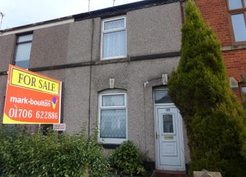 Thumbnail 2 bed cottage for sale in Manchester Road, Hopwood, Heywood